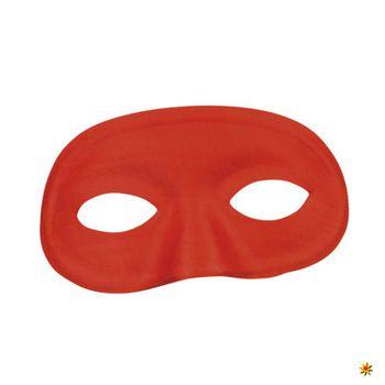 Augenbedeckung rot Kostüm-Zubehör
