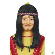 Kinderperücke Indianer, Winnetou