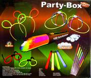 Knicklichter Set, Party Box