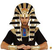Pharao Kopfbedeckung, Hut Ägypter