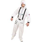 Astronauten Kostüm Juri Raumfahrer für Herren Gr. 46-56 weiß Space Weltall SALE Fasching Karneval Mottoparty