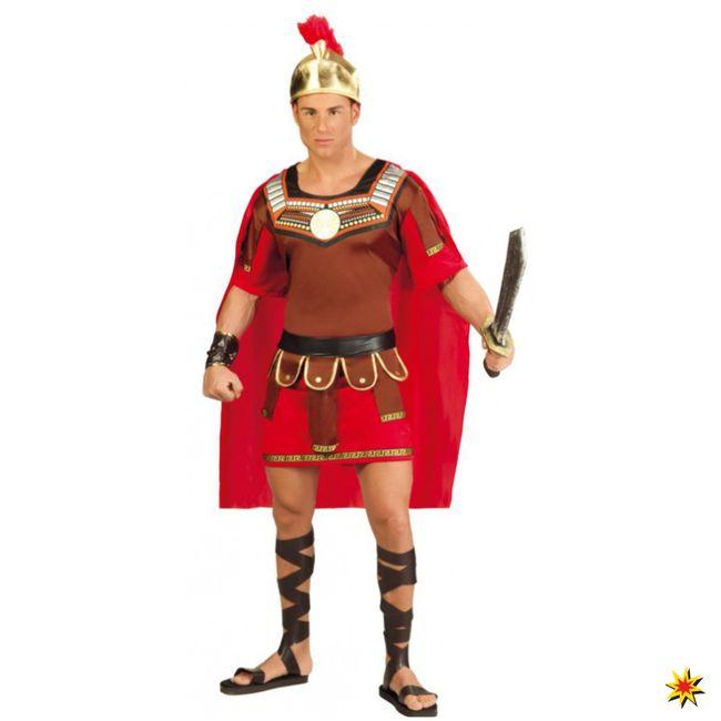 Herren Kostüm Römer Centurion Soldat Fasching Karnevalskostüme kaufen 2