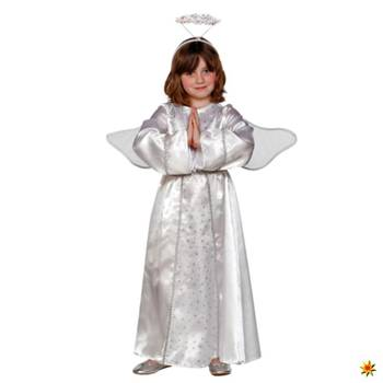 Kostüm Engel Stella, Kleid inkl. Flügel