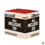 Feuerwerksbatterie All Inclusive 120 Sek.von Lesli