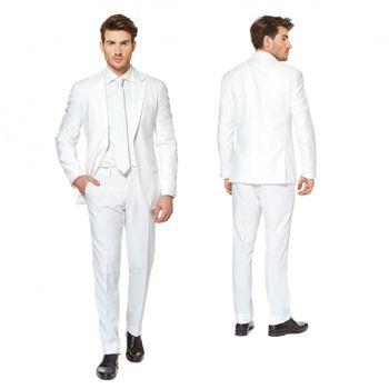 Opposuit White Knight, Anzug weiß