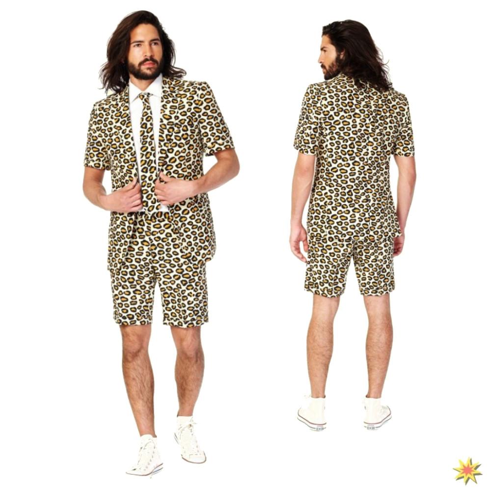 Summer Suit Opposuit Herren Anzug