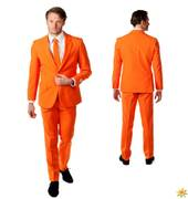 Herren Anzug Opposuit Mr Orange