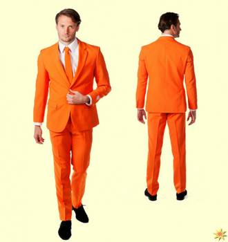 Opposuit Anzug The Orange – Bild 1