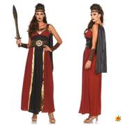 Kostüm Antike Römerin Wikingerin Kleid Leg Avenue Regal Warrior