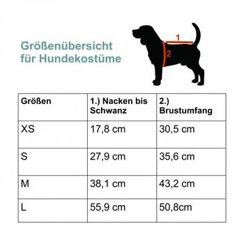 Hundekostüm Minnie Mouse – Bild 3