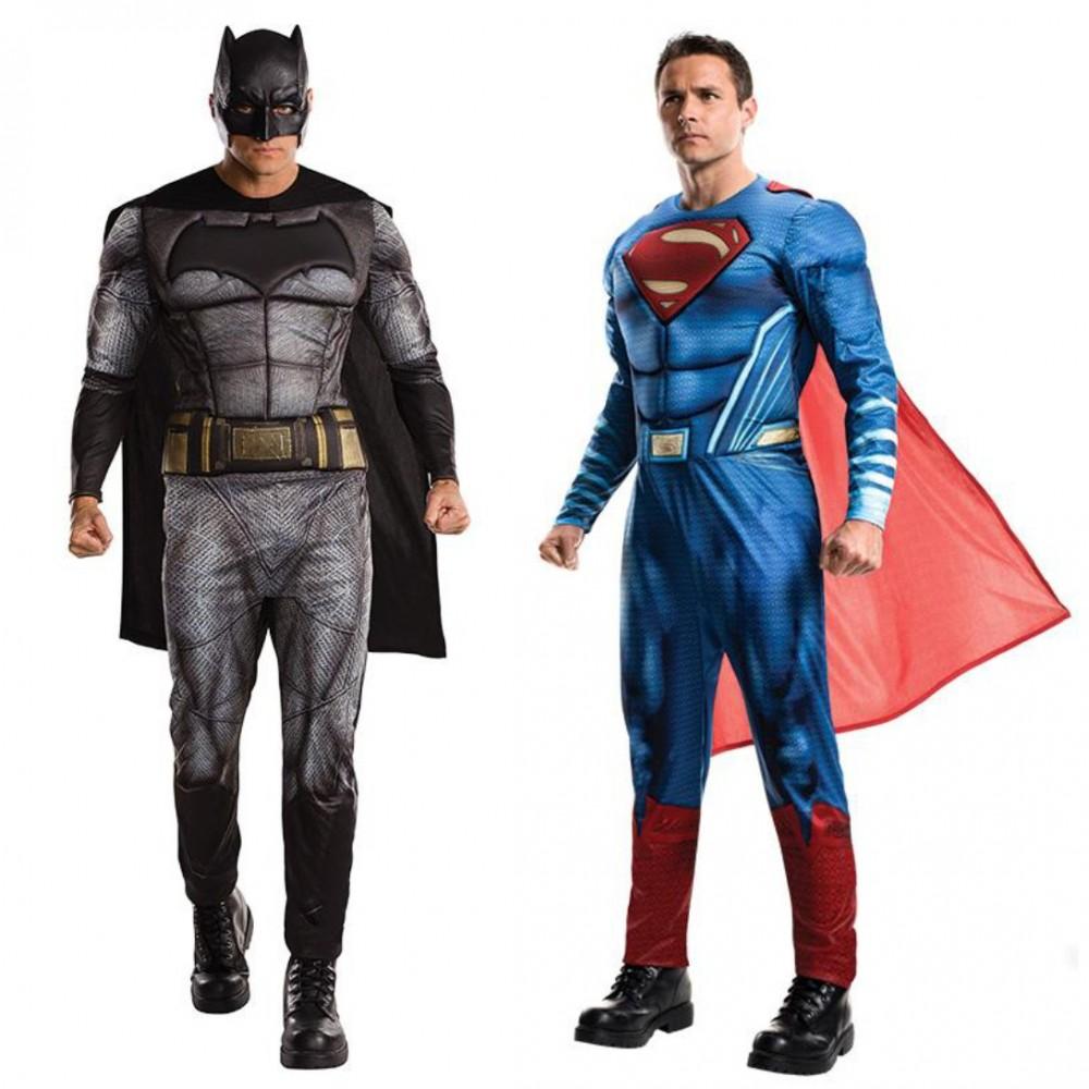 kostum superheld batman