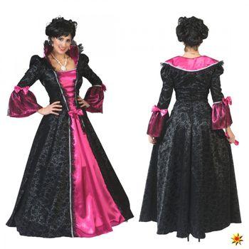 Kostüm Edeldame, Gräfin Victoria