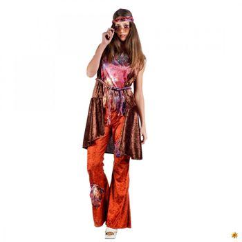 Damen Hippie Kostüm Alma