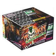 XXL Feuerwerk Batterie Rowdy 50 Sekunden von Weco